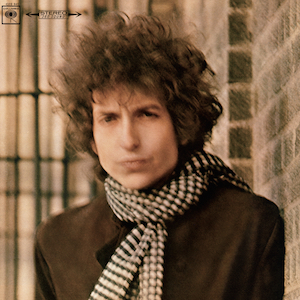 Blonde on Blonde album cover.