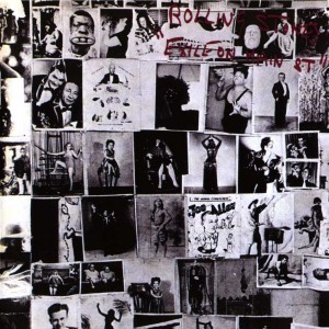 "Rolling Stones' ""Exile on Main Street"" album cover"
