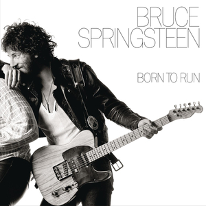 "Album cover for Bruce Springsteen's ""Born to Run"""