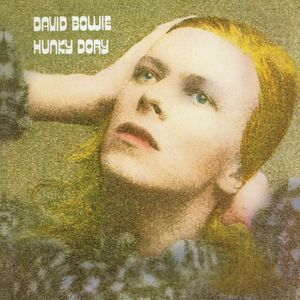 David Bowie Hunk Dory album cover