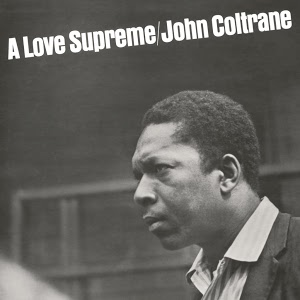 John Coltrane's A Love Supreme album cover