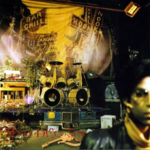 Prince's Sign O The Times album cover