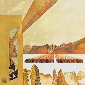 Stevie Wonder: Innervisions album cover