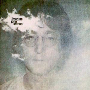 Album cover for John Lennon's Imagine