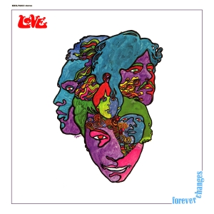 "Album cover for Love's ""Forever Changes"""