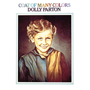 Album cover for Coat Of Many Colors