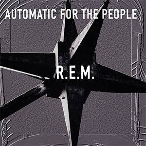 "Album cover for ""Automatic for the People"""
