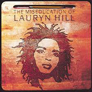 album cover of The Miseducation of Lauryn Hill