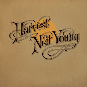 Album cover for Harvest by Neil Young