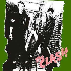 Cover for the The Clash's debut album