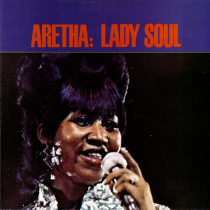 Cover for Aretha Franklin's album Lady Soul