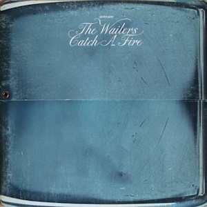 "Cover of The Wailer's album ""Catch a Fire"""