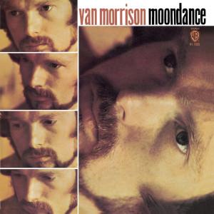 "Cover of Van Morrison's album ""Moondance"""