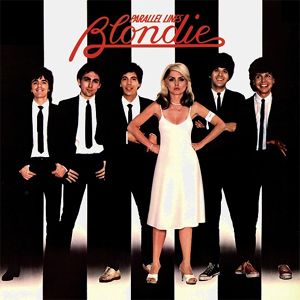 Album Cover for Blondie's Parallel Lines
