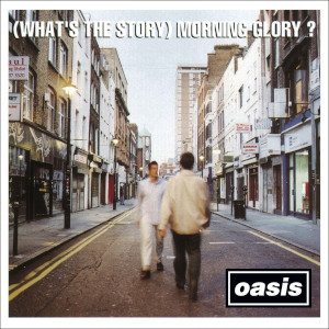 Cover of Morning Glory by Oasis