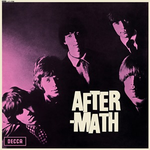 "Cover of Rolling Stone's Album ""After-Math"""