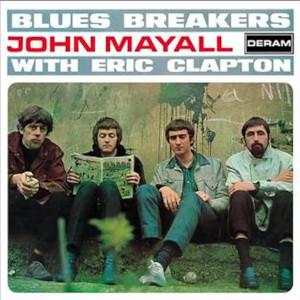 Blues Breakers Album Cover
