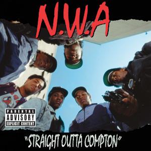 Cover of Straight Outta Compton